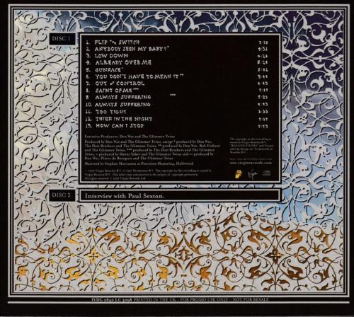 Rolling Stones Bridges To Babylon + Interview 2 CD album set (Double CD) UK ROL2CBR99198