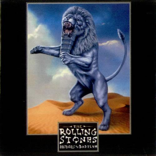Rolling Stones Bridges To Babylon memorabilia UK ROLMMBR513623