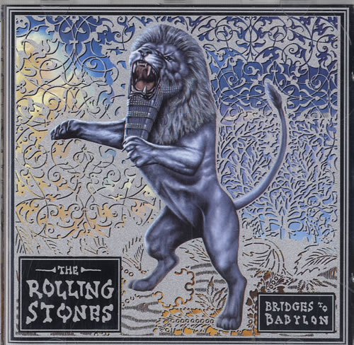 Rolling Stones Bridges To Babylon CD album (CDLP) UK ROLCDBR605363