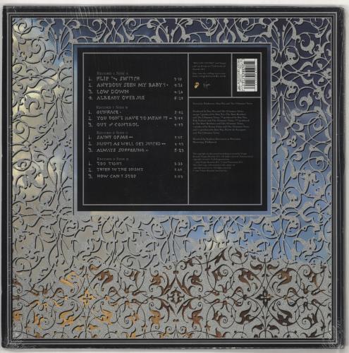 Rolling Stones Bridges To Babylon 2-LP vinyl record set (Double Album) UK ROL2LBR95028
