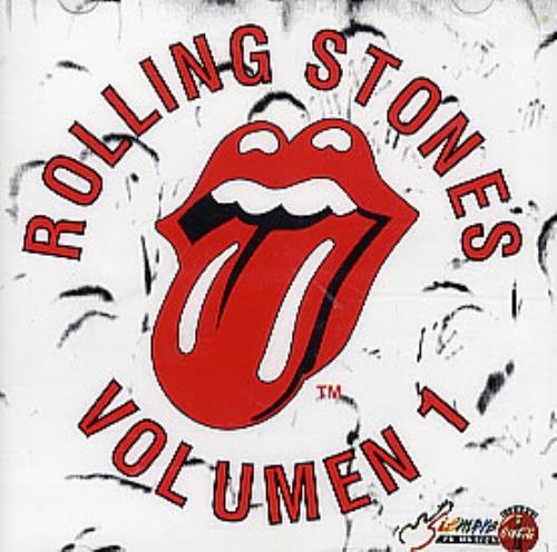 Rolling Stones Coca Cola Presenta Volumen 1 Sealed