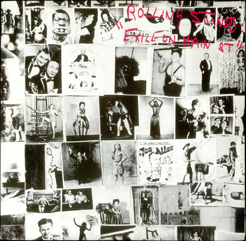 Rolling Stones Exile On Main St 2-LP vinyl record set (Double Album) UK ROL2LEX448275