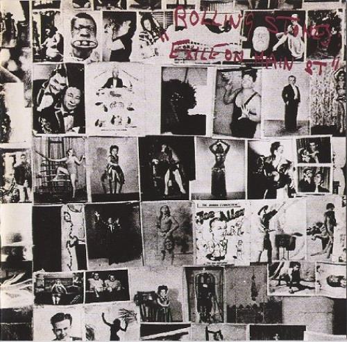 Rolling Stones Exile On Main St. CD album (CDLP) UK ROLCDEX592518