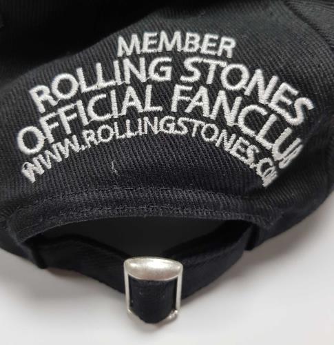 3df2568658c268 Rolling Stones Fanclub Baseball Cap UK memorabilia (486006) BASEBALL CAP