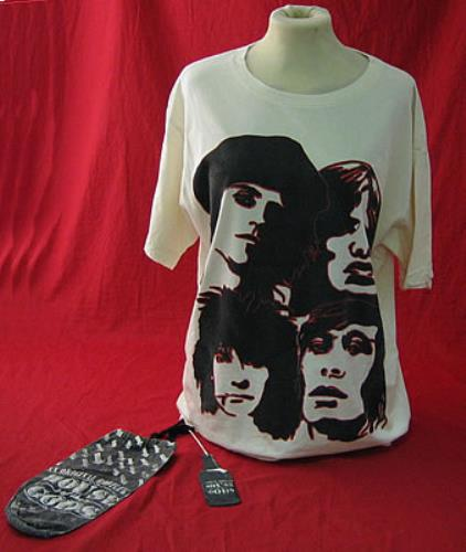Rolling Stones Four Faces T-Shirt - Small UK t-shirt (381994)