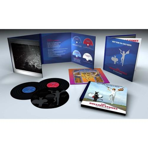 Rolling Stones Get Yer Ya-Ya's Out! [Collectors Super Deluxe Edition] - Sealed Vinyl Box Set US ROLVXGE487063