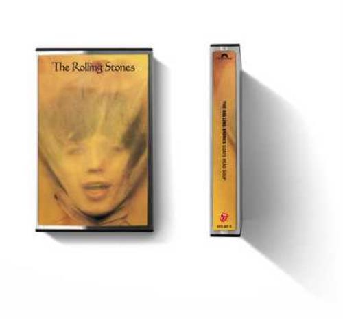 Rolling Stones Goats Head Soup - Sealed cassette album UK ROLCLGO751889