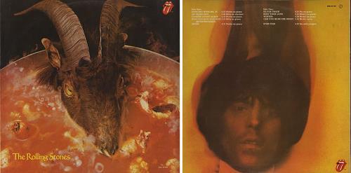 Rolling Stones Goats Head Soup Malaysia Vinyl Lp Album Lp