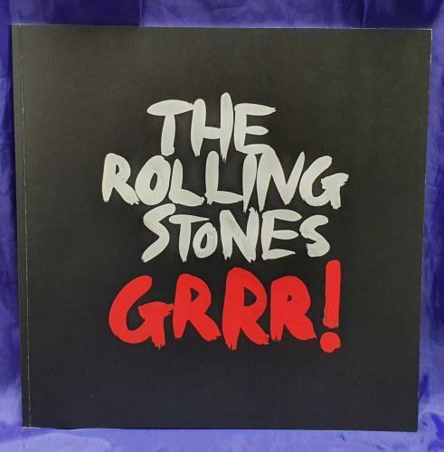 Rolling Stones Grrr! Vinyl Box Set UK ROLVXGR727634