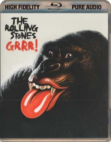 Rolling Stones Grrr! Blu Ray Audio UK ROLABGR772921