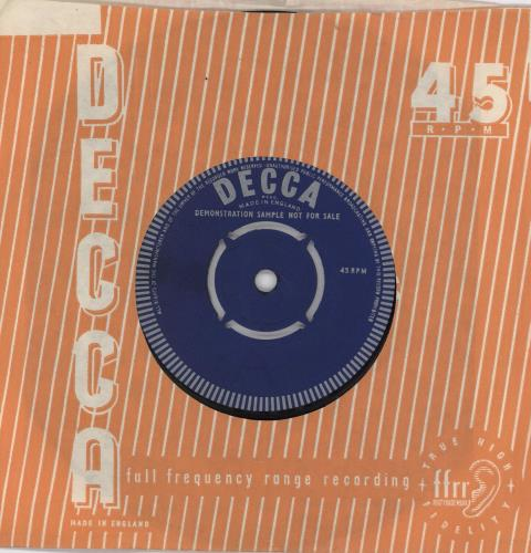 """Rolling Stones Have You Seen Your Mother - Demo 7"""" vinyl single (7 inch record) UK ROL07HA766558"""