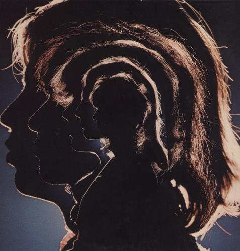 Rolling Stones Hot Rocks 1964-1971 - orange & black label 2-LP vinyl record set (Double Album) UK ROL2LHO729640