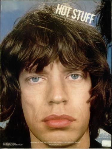 Rolling Stones Hot Stuff sheet music US ROLSMHO546663