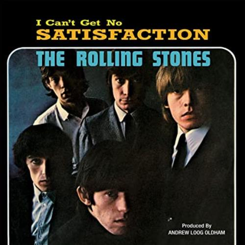 """Rolling Stones I Can't Get No Satisfaction - Emerald Green Vinyl - Sealed 12"""" vinyl single (12 inch record / Maxi-single) US ROL12IC763808"""