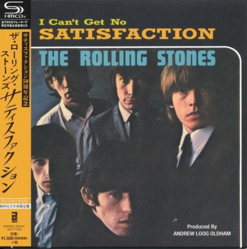 Rolling Stones I Can't Get No Satisfaction SHM CD Japanese ROLHMIC644105