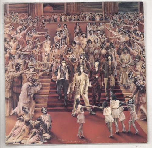 Rolling Stones It's Only Rock 'n Roll vinyl LP album (LP record) Australian ROLLPIT738043