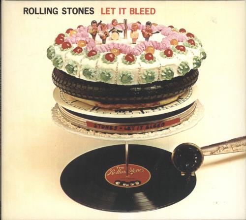 Rolling Stones Let It Bleed super audio CD SACD UK ROLSALE428421