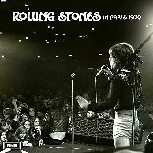 Rolling Stones Let The Airwaves Flow - Paris 1970 - Sealed vinyl LP album (LP record) UK ROLLPLE764288