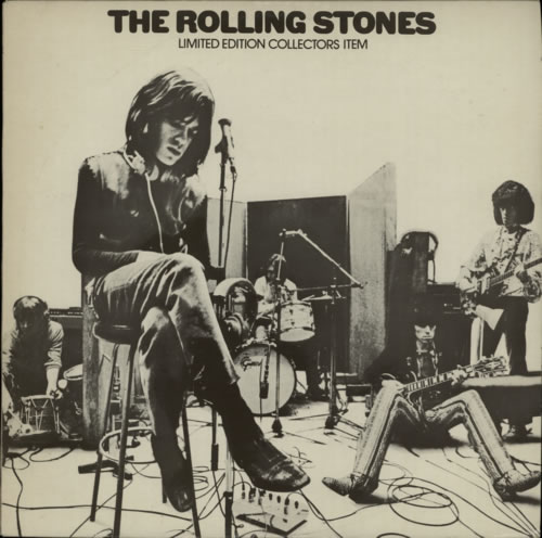 Rolling Stones Limited Edition Collectors Item 2nd