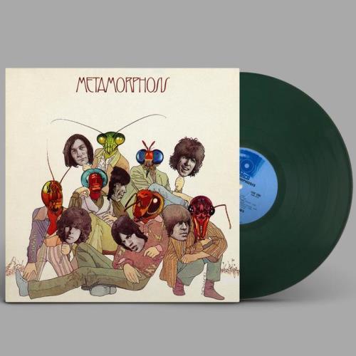 Rolling Stones Metamorphosis - RSD 2020 - Green Vinyl - Sealed vinyl LP album (LP record) UK ROLLPME754865
