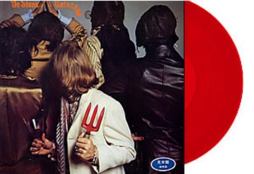 Rolling stones no stone unturned red vinyl no obi japanese promo
