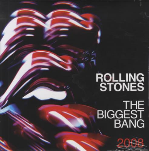 Rolling Stones Official Calendar 2008 calendar UK ROLCAOF394387