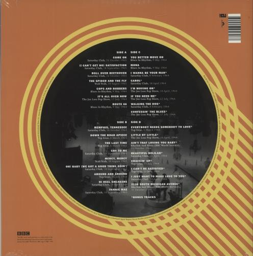 Rolling Stones On Air - 180gm - Sealed 2-LP vinyl record set (Double Album) UK ROL2LON686078