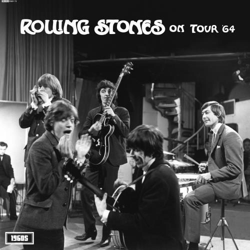 Rolling Stones On Tour '64 - Sealed vinyl LP album (LP record) UK ROLLPON772771