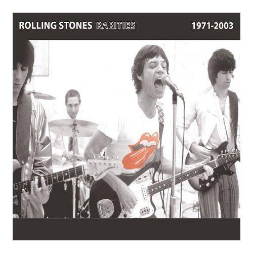 Rolling Stones Rarities 1971-2003 2-LP vinyl record set (Double Album) UK ROL2LRA342259