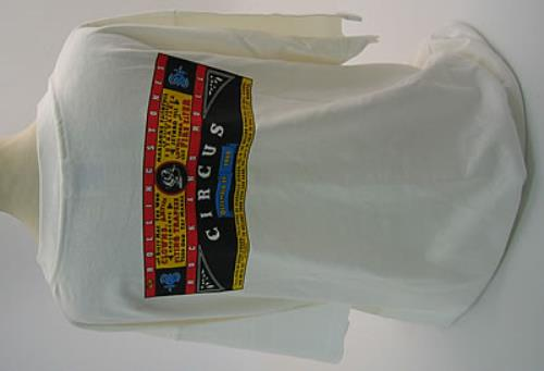 3a74128f Rolling Stones Rock And Roll Circus t-shirt US ROLTSRO370362