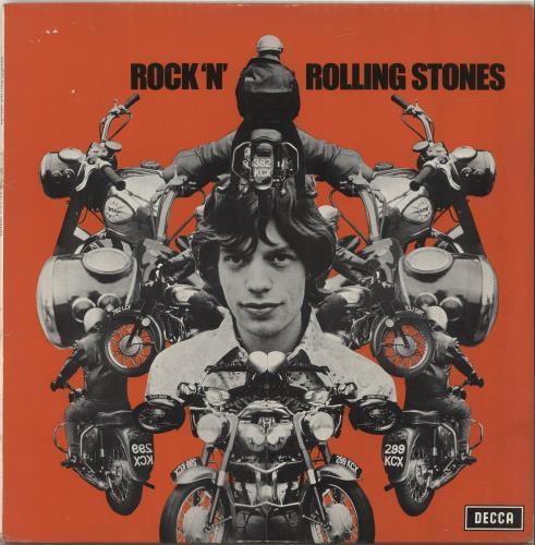 Rolling Stones Rock 'n' Rolling Stones - 1st - EX vinyl LP album (LP record) UK ROLLPRO61282