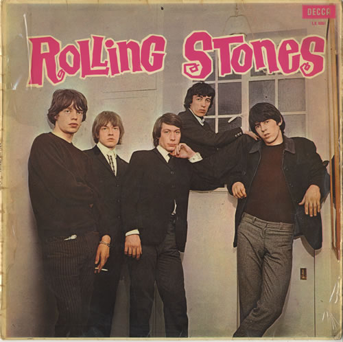 Rolling Stones Rolling Stones 1st South African Vinyl Lp