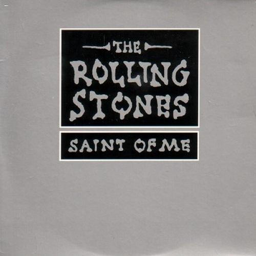 "Rolling Stones Saint Of Me CD single (CD5 / 5"") UK ROLC5SA101303"