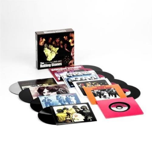 Rolling Stones Singles 1968 1971 Us Cd Album Box Set 460270