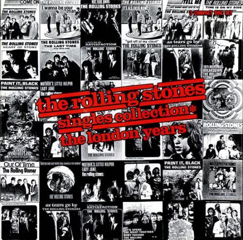 Rolling Stones Singles Collection - The London Years CD Album Box Set German ROLDXSI468033