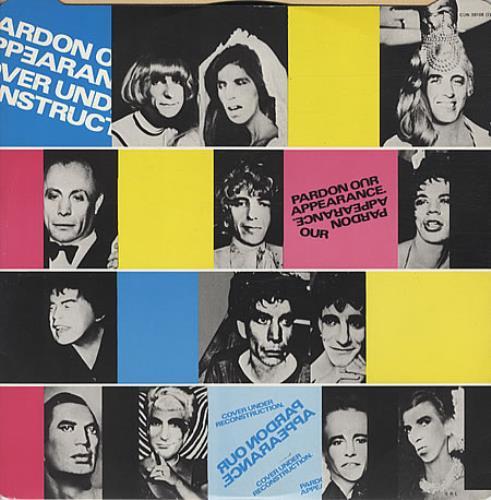 Rolling Stones Some Girls - 2nd - B/P/G/Y vinyl LP album (LP record) UK ROLLPSO77835