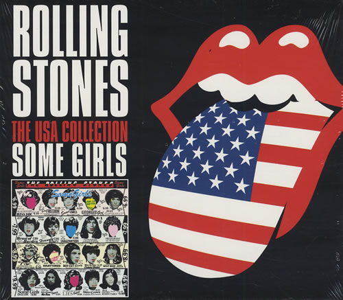 Rolling Stones Some Girls Us Cd Album Cdlp 430976
