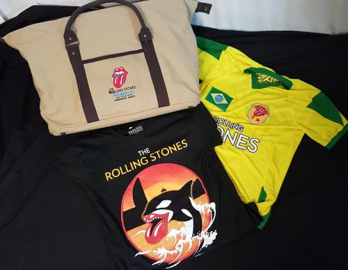Rolling Stones South American Tour 2016 - Crew-only Bag