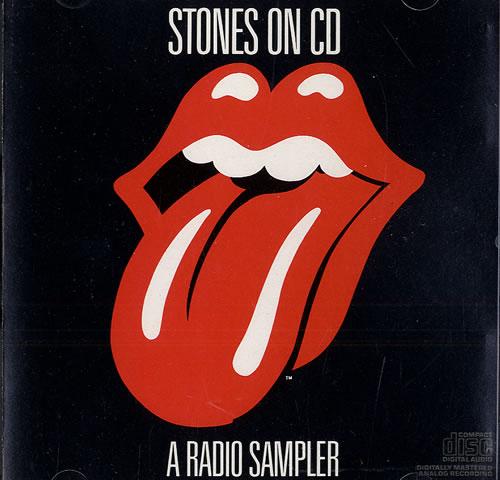 Rolling Stones Stones On Cd A Radio Sampler Us Promo Cd