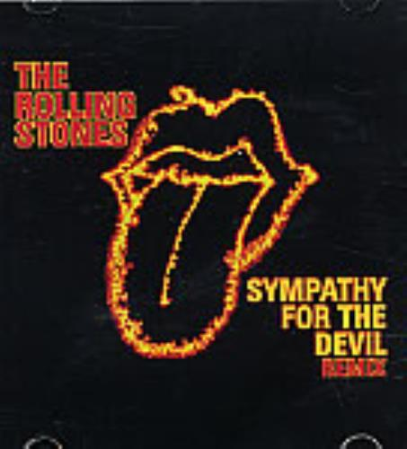 "Rolling Stones Sympathy For The Devil Remix 3"" CD single (CD3) UK ROLC3SY260647"