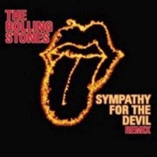 Rolling Stones Sympathy For The Devil Remix DVD Single German ROLDSSY263577