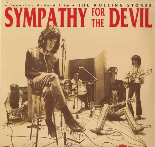 Rolling Stones Sympathy For The Devil Us Laserdisc