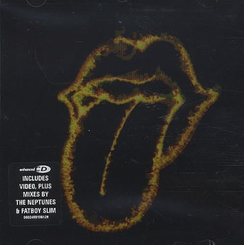 Rolling Stones Sympathy For The Devil German Cd Single