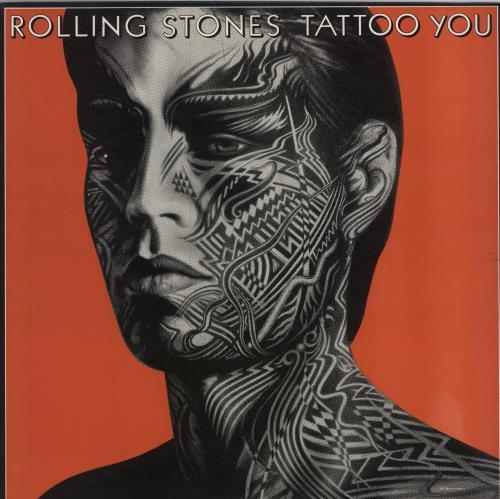 Rolling Stones Tattoo You - 1st - EX vinyl LP album (LP record) UK ROLLPTA558015
