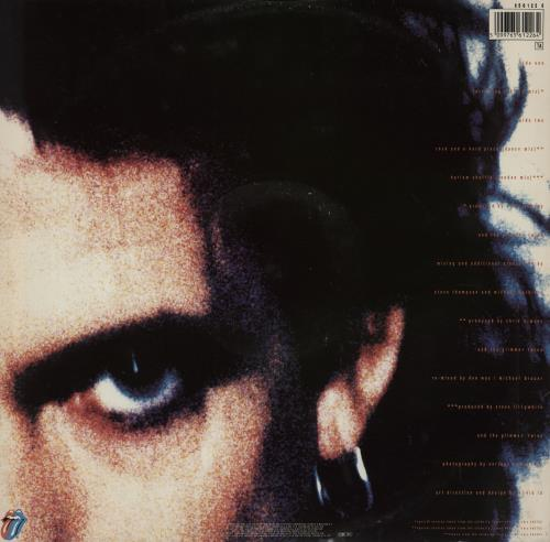 "Rolling Stones Terrifying - EX 12"" vinyl single (12 inch record / Maxi-single) UK ROL12TE754389"