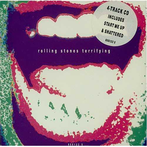 "Rolling Stones Terrifying CD single (CD5 / 5"") UK ROLC5TE87634"