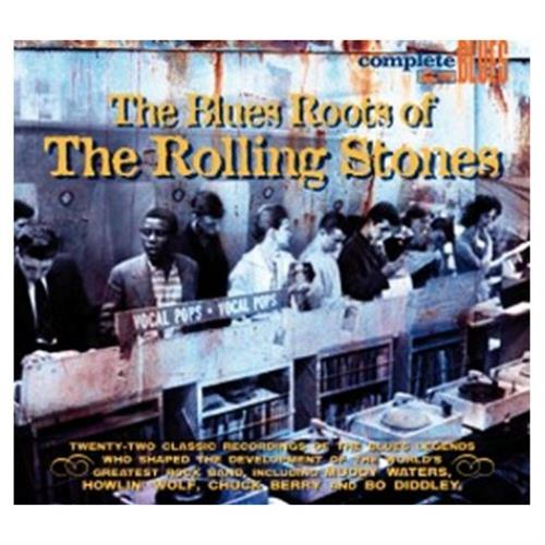 Rolling Stones The Blues Roots Of Uk Cd Album Cdlp 429577