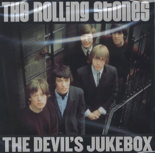 Rolling Stones The Devil's Jukebox CD album (CDLP) UK ROLCDTH352849