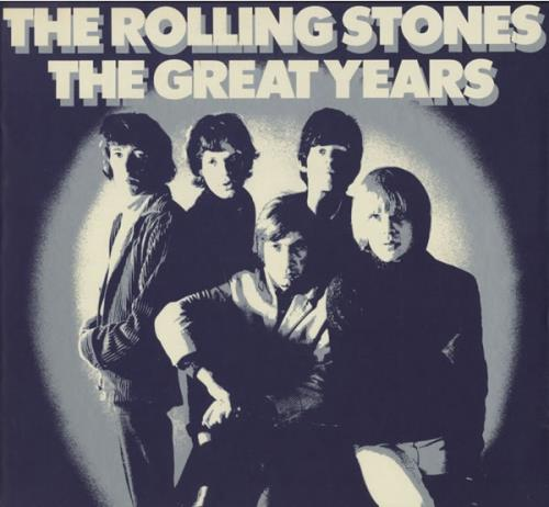 Rolling Stones The Great Years Vinyl Box Set UK ROLVXTH215554