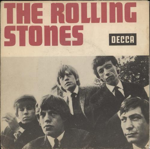 """Rolling Stones The Last Time 7"""" vinyl single (7 inch record) French ROL07TH777107"""